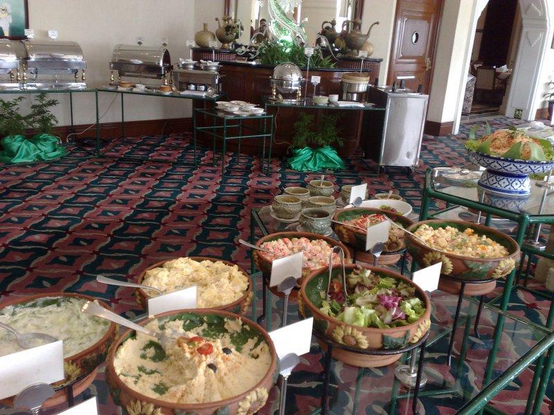 Rang mahal bangkok thailand indian restaurant walk for Ajays catering cuisine