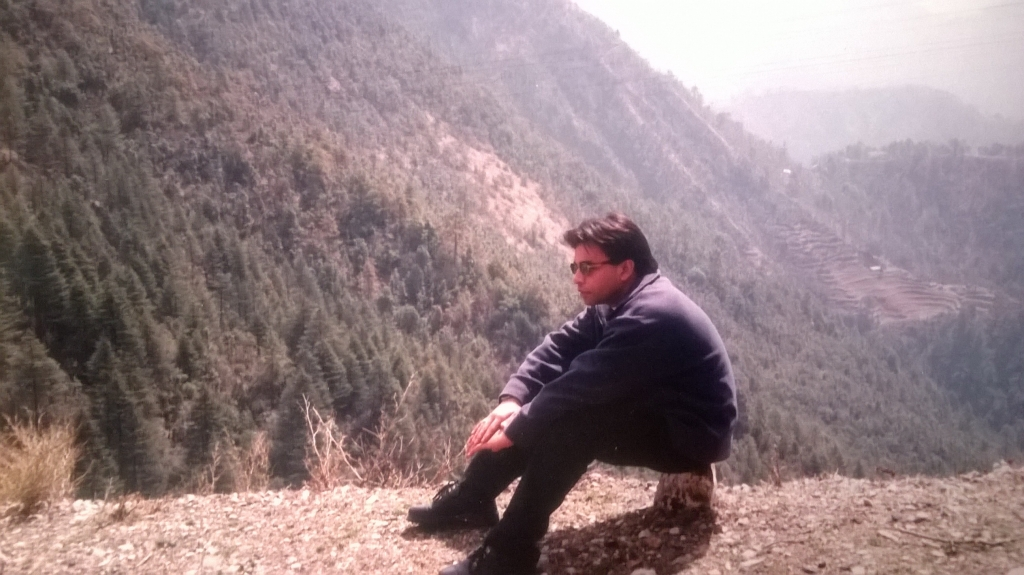 Walking in Chakrata & Mussoorie : India (Dec'99) 6