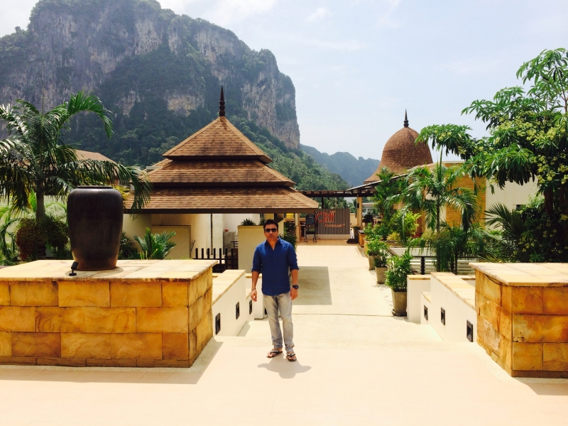 Krabi Thailand - Trip to Aonang Beach Krabi : Thailand (Oct'14) – Day 5- photo-1-122