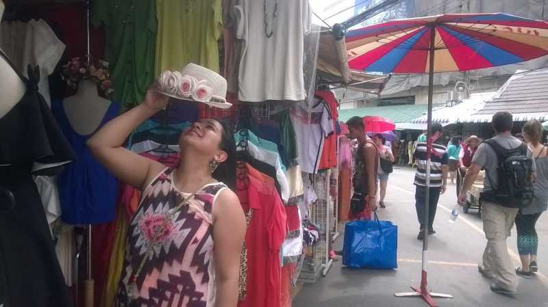 Walking in Bangkok : Thailand (Sep'14) 12