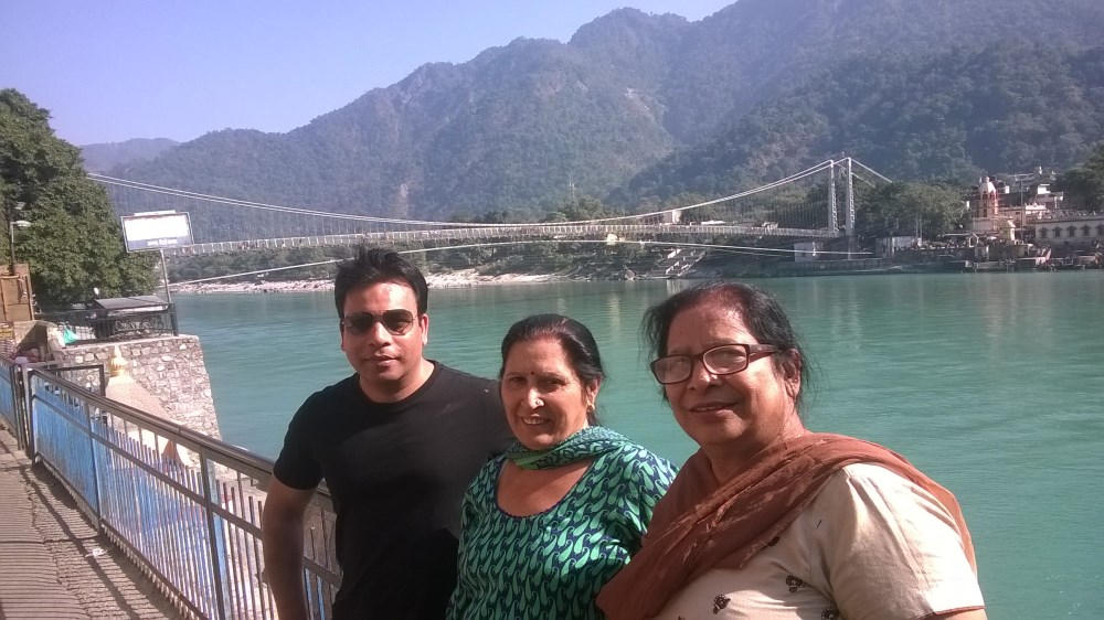 India Rishikesh - Trip To Rishikesh : India (Nov'15)- WP_20151118_023