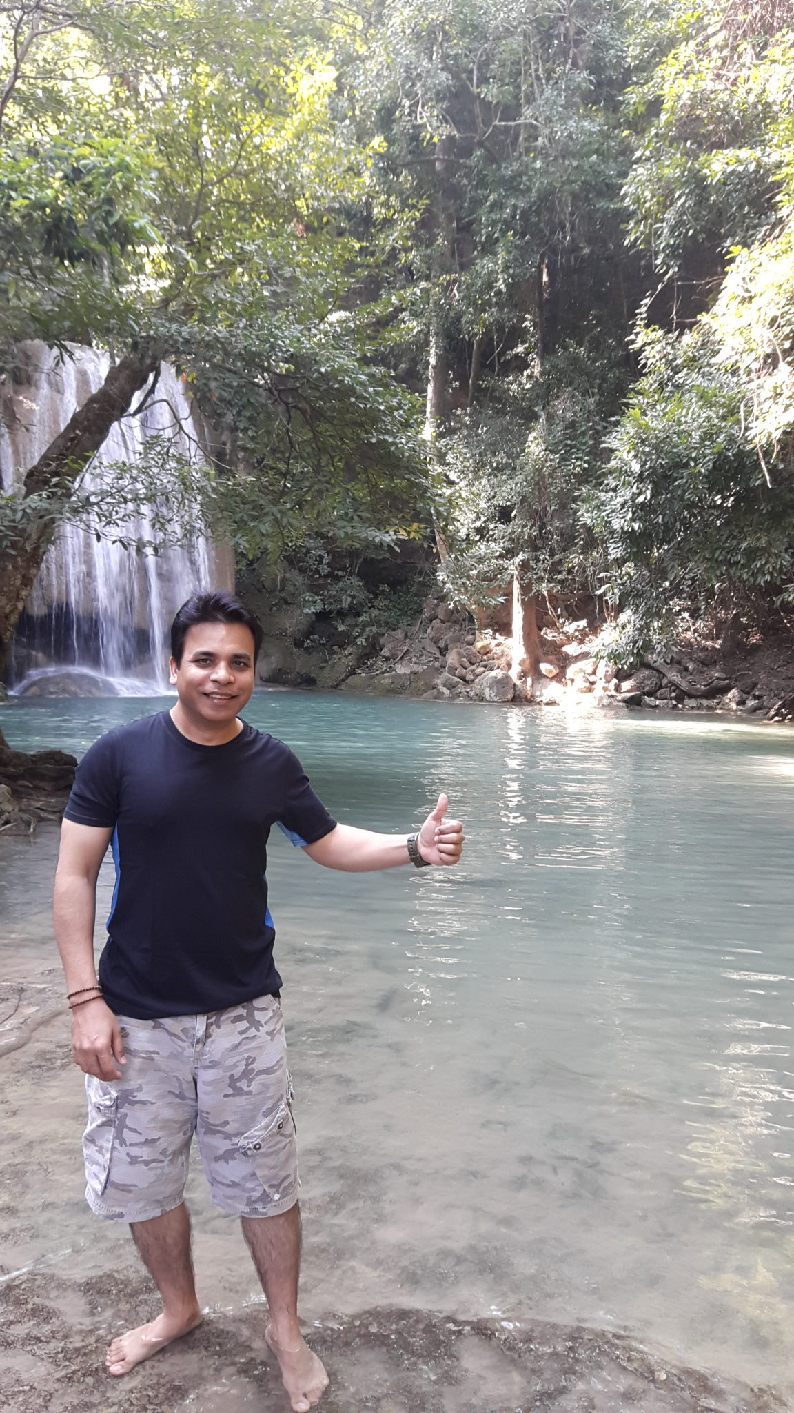 Walking in Kanchanaburi : Thailand (Jan'17) 2