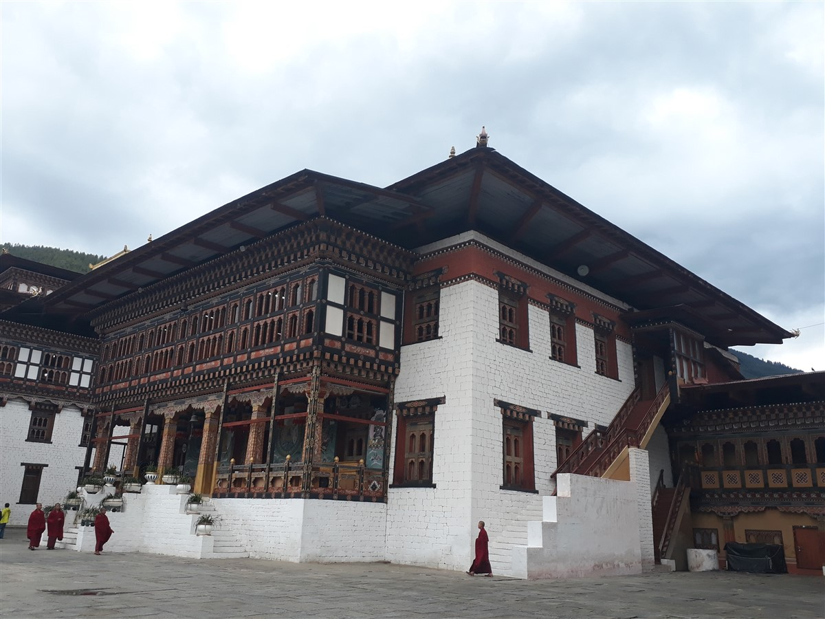 Walking in Paro to Thimphu : Bhutan (Jun'18) - Day 1 54