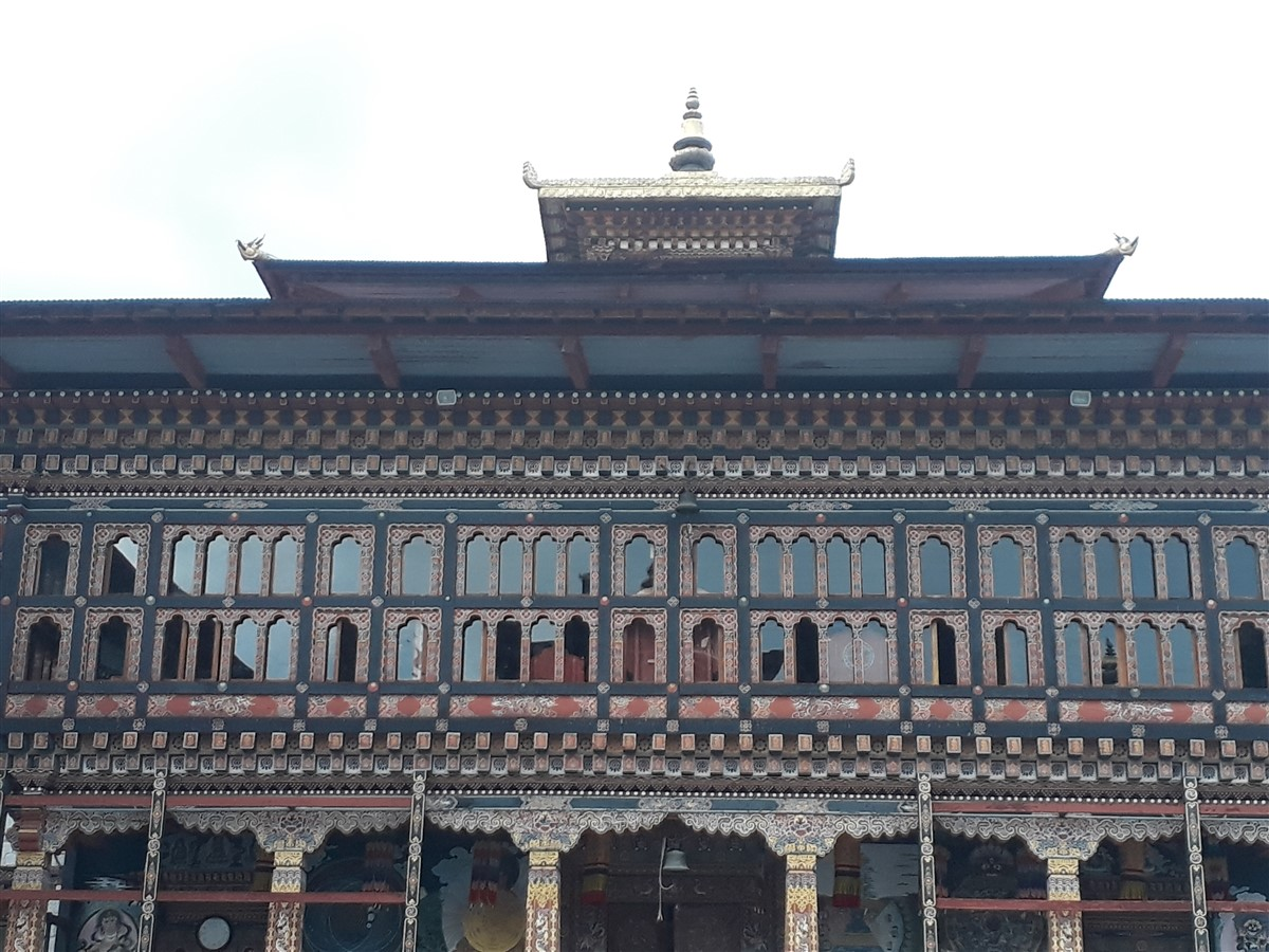 Walking in Paro to Thimphu : Bhutan (Jun'18) - Day 1 48