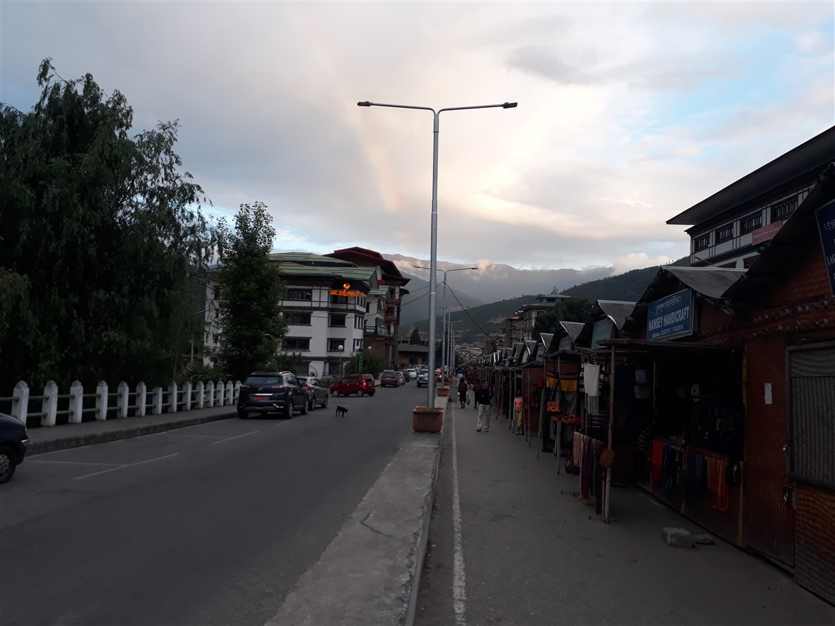 Walking in Paro to Thimphu : Bhutan (Jun'18) - Day 1 76