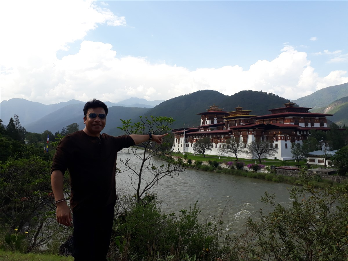 Walking Around Thimpu & Punakha : Bhutan (Jun'18) - Day 2 4