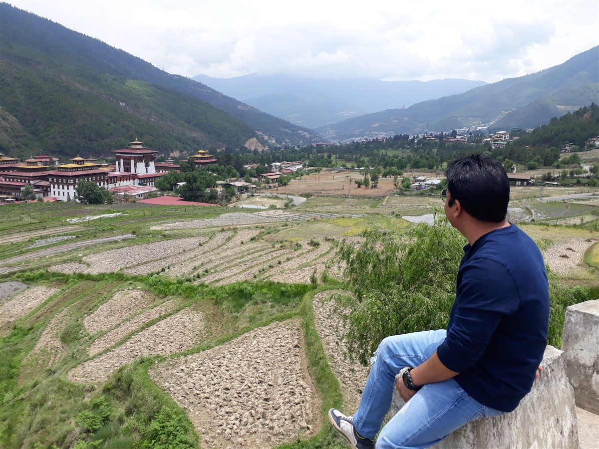 Walking in Paro : Bhutan (Jun'18) - Day 5 1