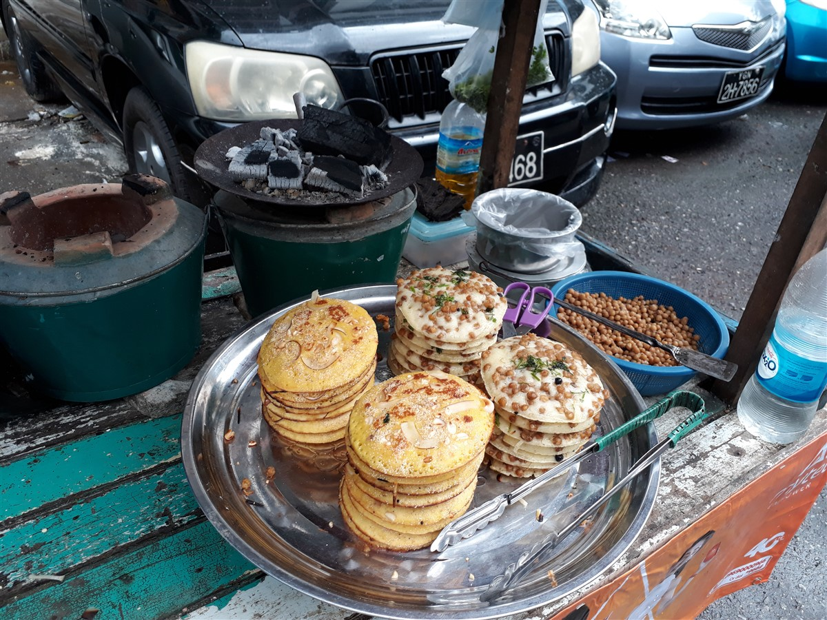 Walking in Yangon City : Myanmar (Aug'18) 69