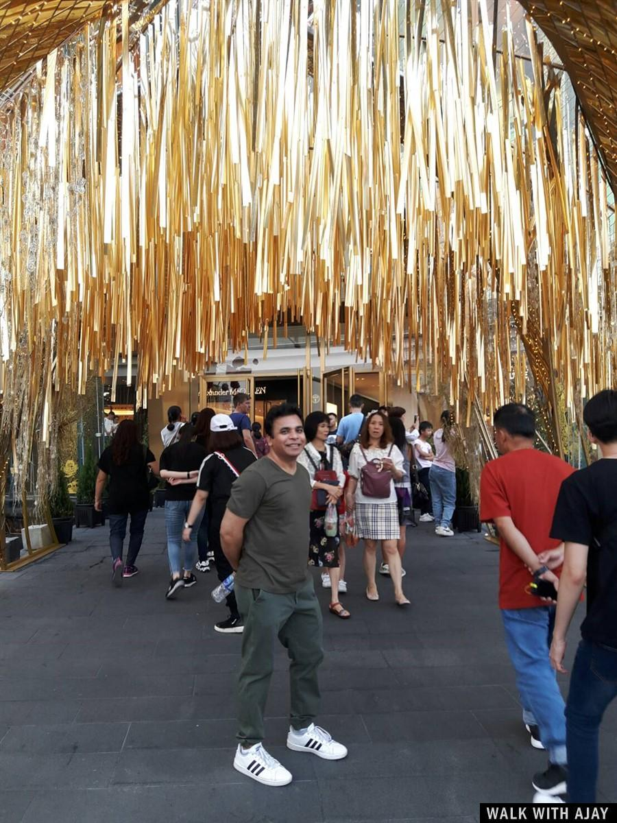 Walking in ICONSIAM Shopping Destination : Bangkok, Thailand (Feb'19) 3