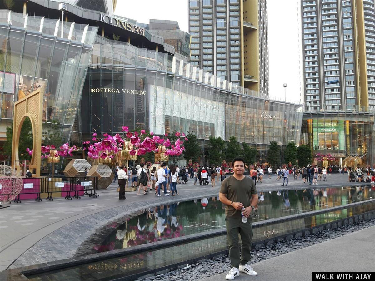 Bangkok Thailand - Trip to ICONSIAM Shopping Destination : Bangkok, Thailand (Feb'19)- 1549784128950