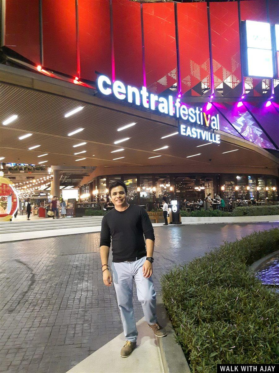 Bangkok Thailand - Trip to Central Eastville Shopping Mall : Bangkok, Thailand (Feb'19)- 20190126_203132-e1550770291683