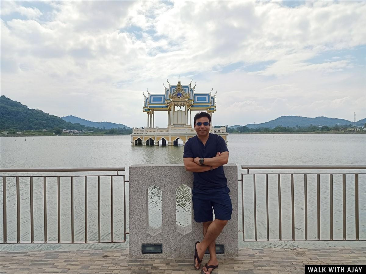 Walking Around Tham Khao Tao Temple & Beach : Pranburi, Thailand (Nov'19) 6