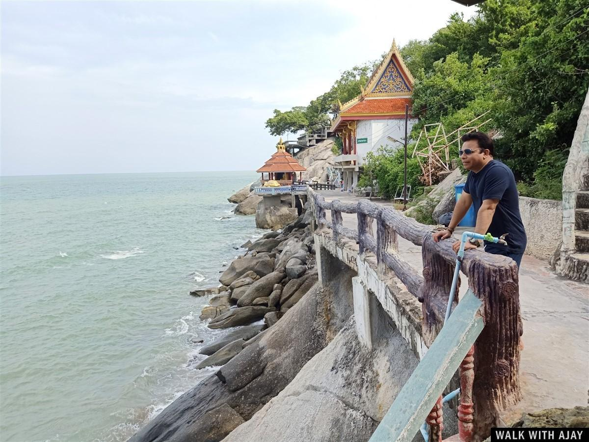 Walking Around Tham Khao Tao Temple & Beach : Pranburi, Thailand (Nov'19) 19