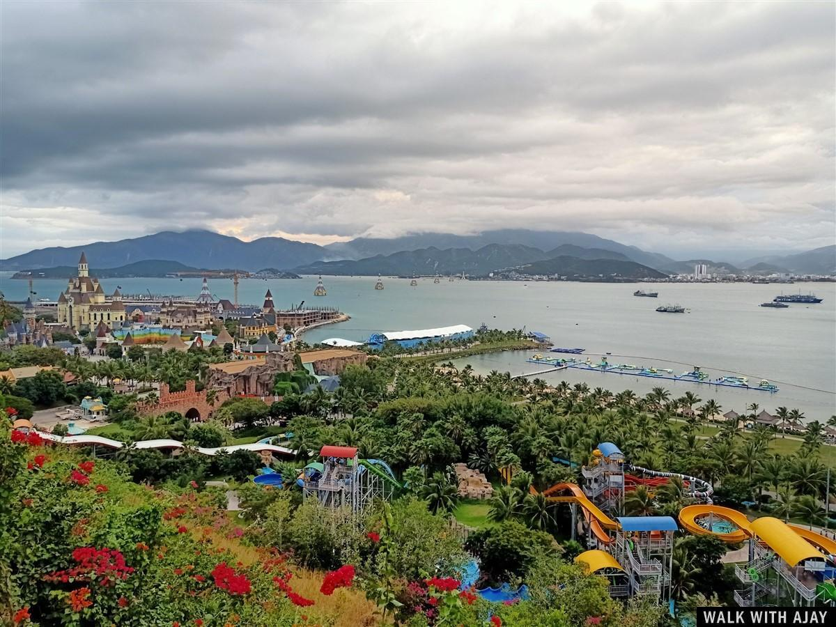 Walking in Vinpearl, Nha Trang : Vietnam Trip - Day 2 (Dec'19) 33