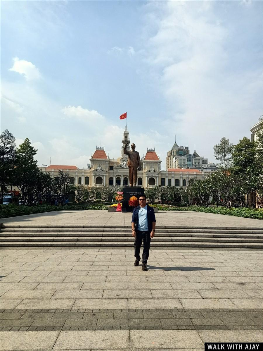 Walking in Ho Chi Minh City : Vietnam Trip – Day 7 (Jan'20) 2