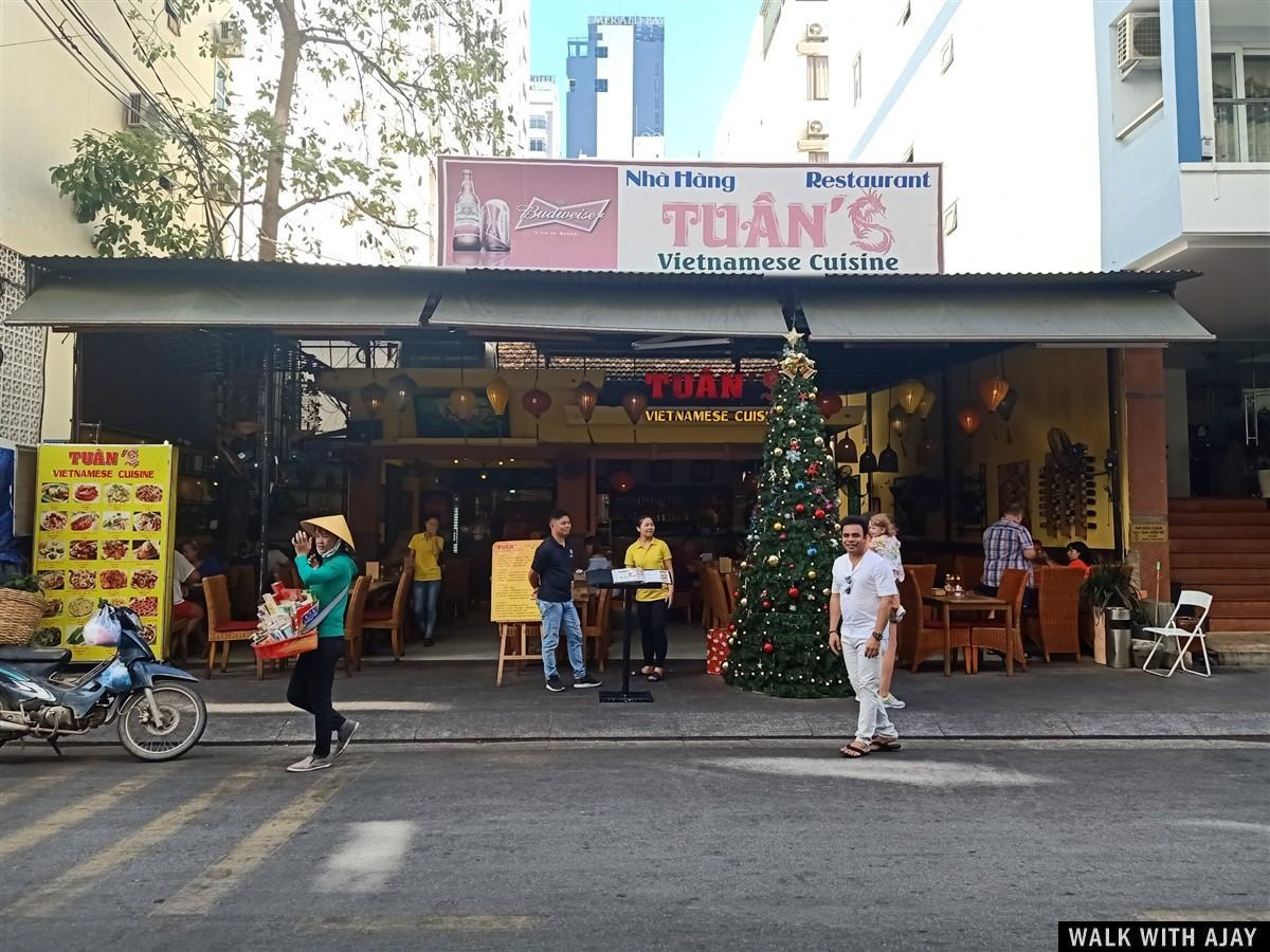 Walking in Nha Trang : Vietnam Trip - Day 1 (Dec'19) 4