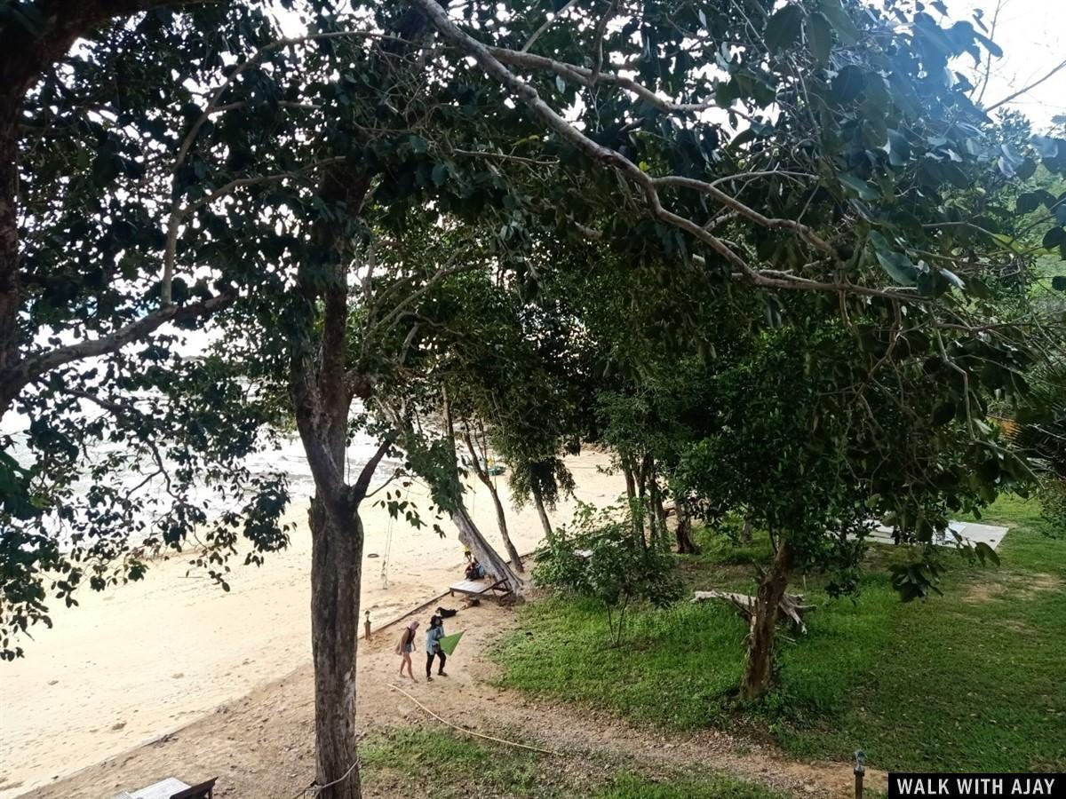 Walking Tour in Phayamas Private Beach Resort : Koh Phayam Island, Thailand (Jul'20) 17