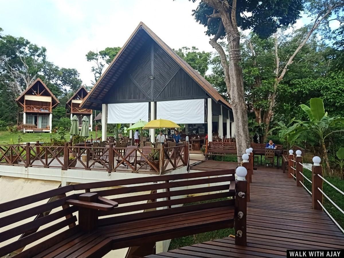 Walking Tour in Phayamas Private Beach Resort : Koh Phayam Island, Thailand (Jul'20) 19