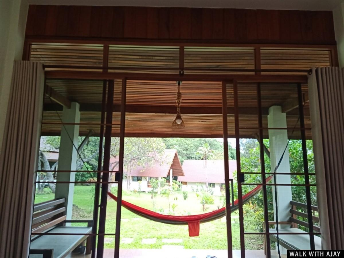 Walking Tour in Phayamas Private Beach Resort : Koh Phayam Island, Thailand (Jul'20) 24