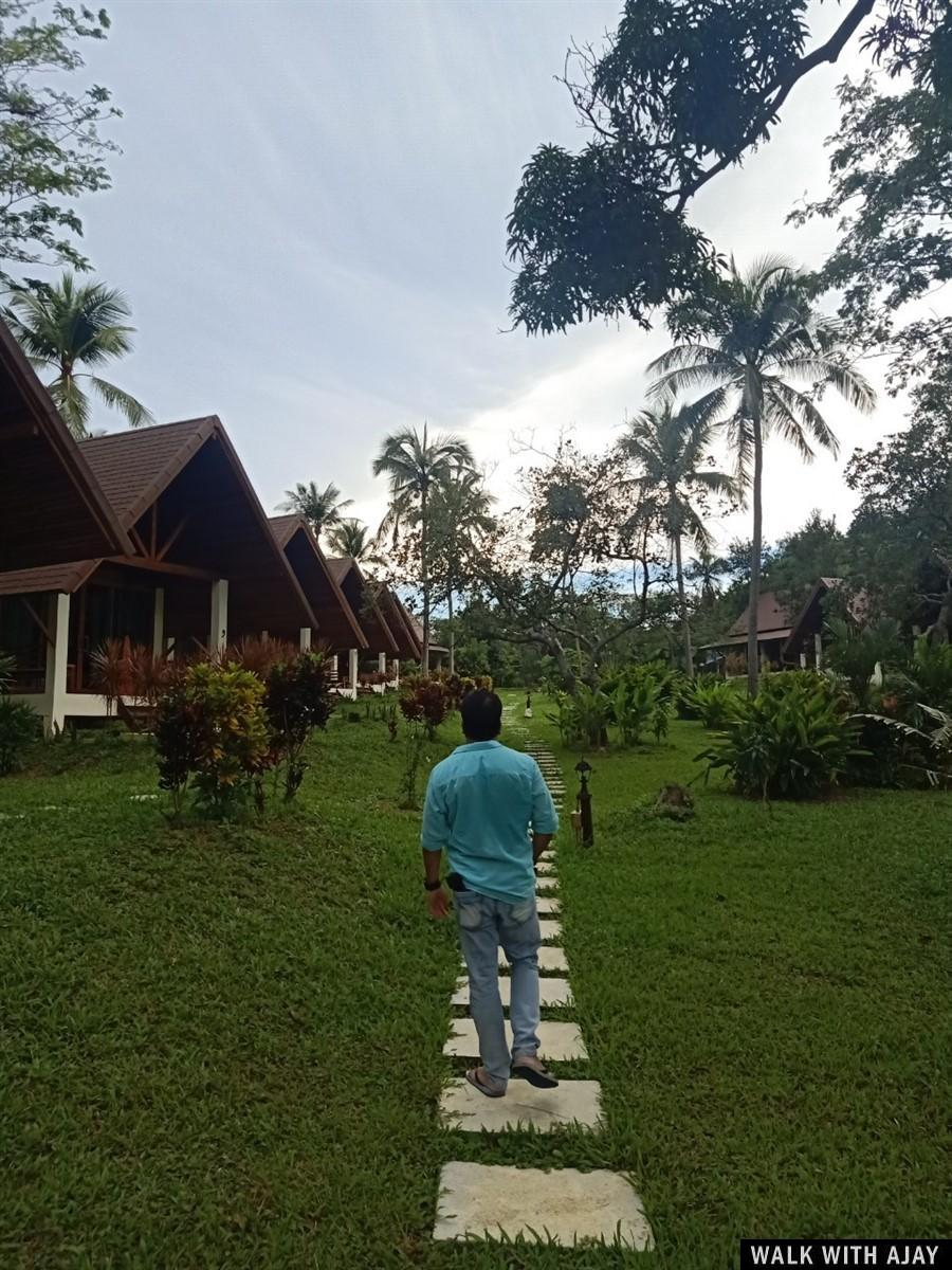 Walking Tour in Phayamas Private Beach Resort : Koh Phayam Island, Thailand (Jul'20) 3
