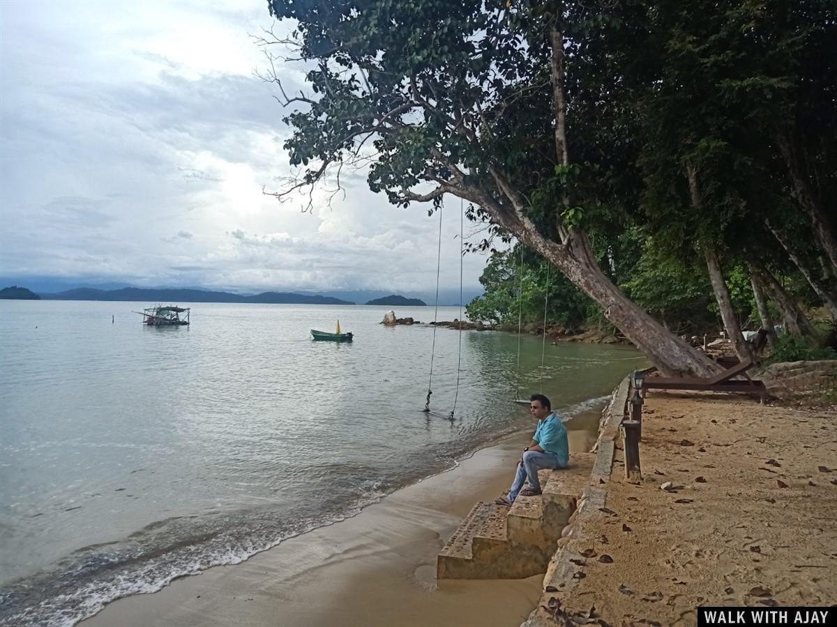 Walking Tour in Phayamas Private Beach Resort : Koh Phayam Island, Thailand (Jul'20) 5