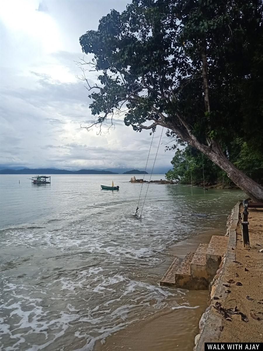 Walking Tour in Phayamas Private Beach Resort : Koh Phayam Island, Thailand (Jul'20) 7