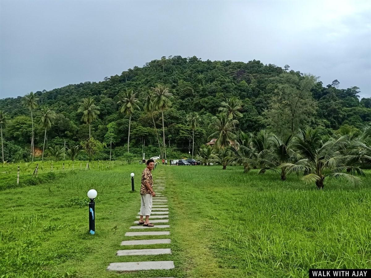 Walking in Koh Chang Island : Thailand (Sep'20) 1