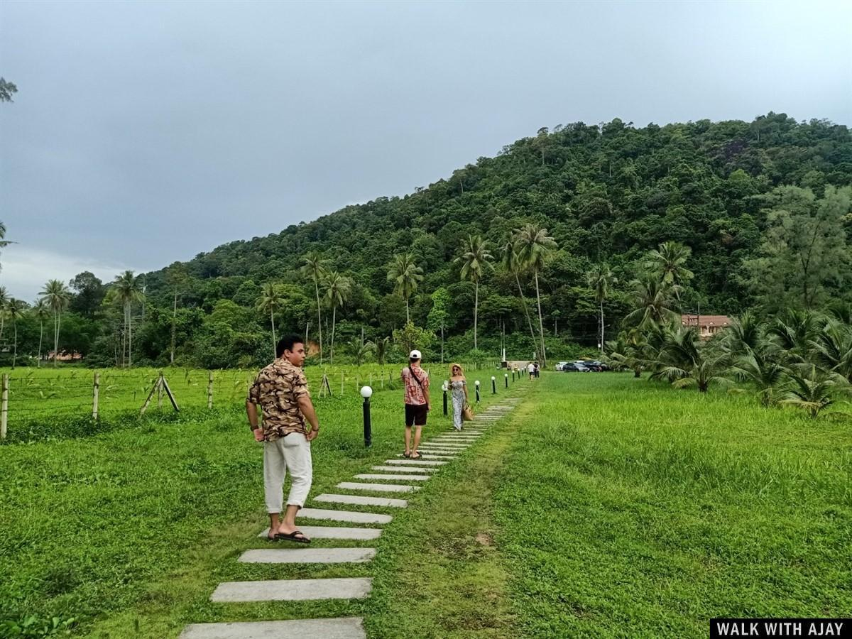 Walking in Koh Chang Island : Thailand (Sep'20) 14