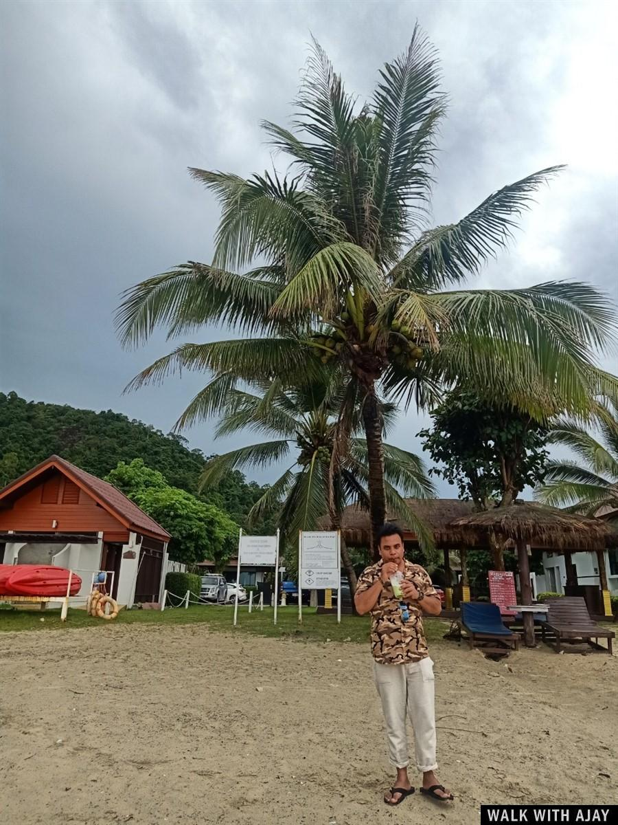 Walking in Koh Chang Island : Thailand (Sep'20) 25