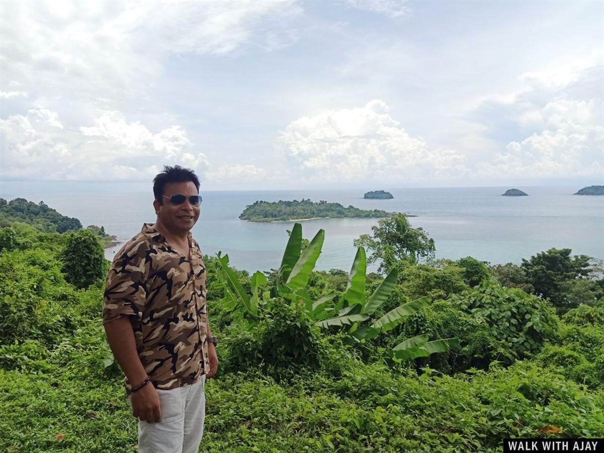 Walking in Koh Chang Island : Thailand (Sep'20) 29