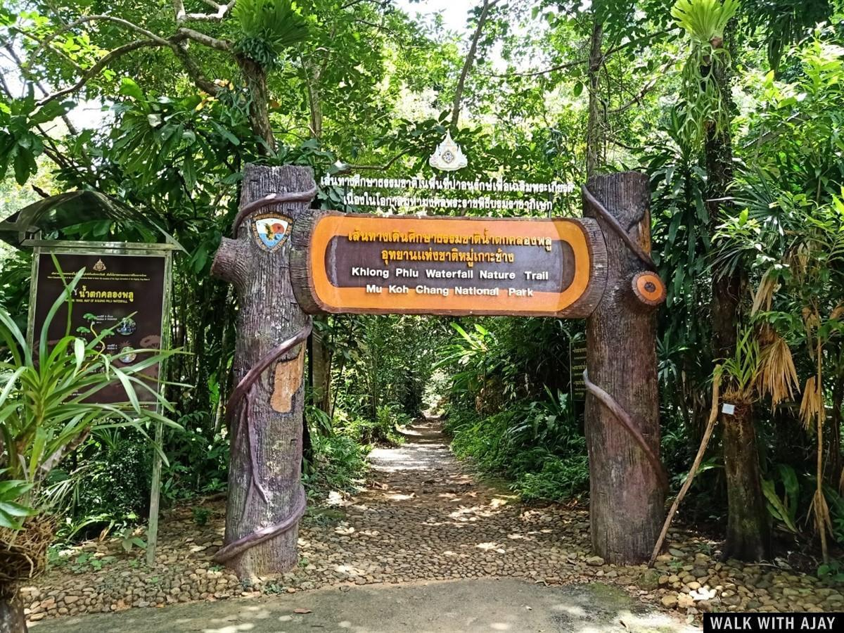 Walking in Koh Chang Island : Thailand (Sep'20) 37