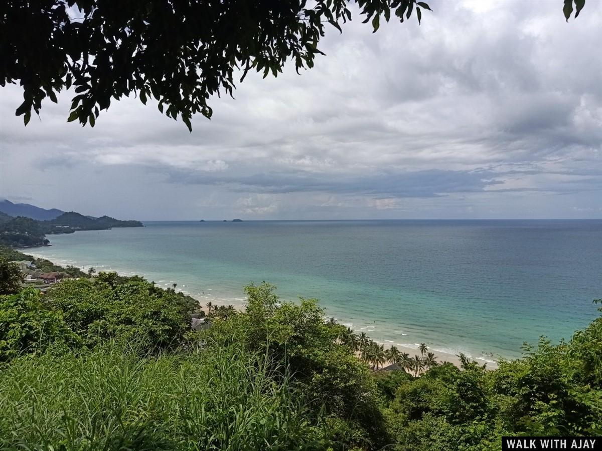 Walking in Koh Chang Island : Thailand (Sep'20) 33