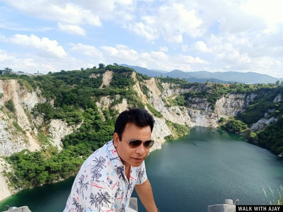 Walking in Grand Canyon : Chonburi, Thailand  (Nov'20) 2